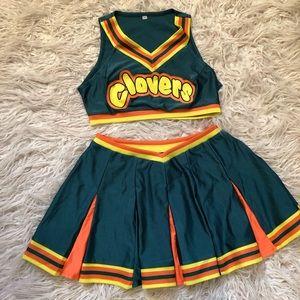 Clovers Cheer Costume